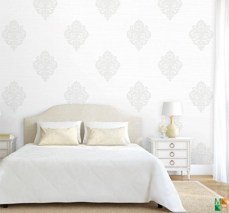 giấy dán tường phòng cưới