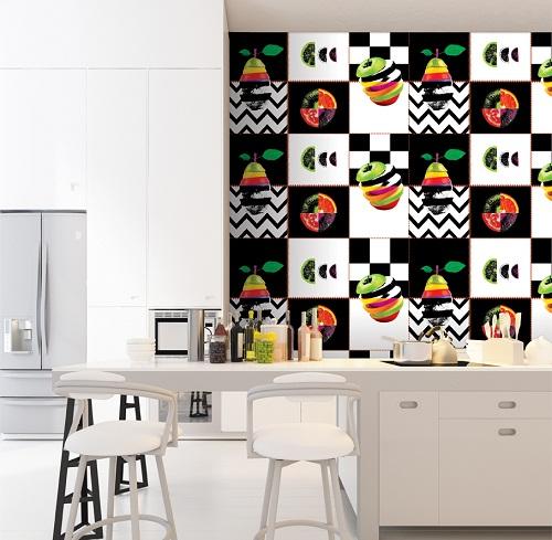 Giúp bạn cách trang trí và thiết kế giấy dán tường nhà