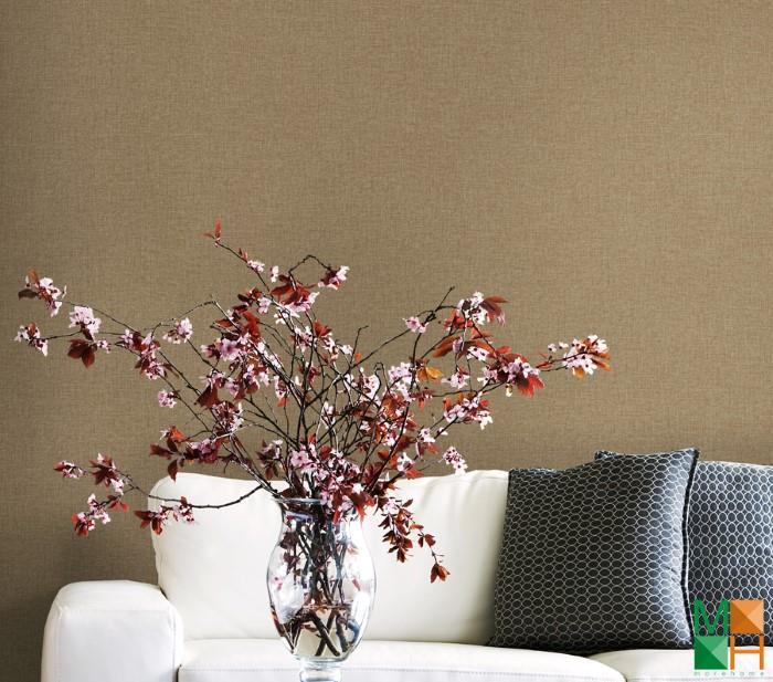 Giấy dán tường phòng ngủ đơn sắc đẹp